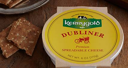 Dubliner spreadable cheese thumbnail