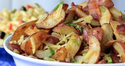 Dubliner potato salad