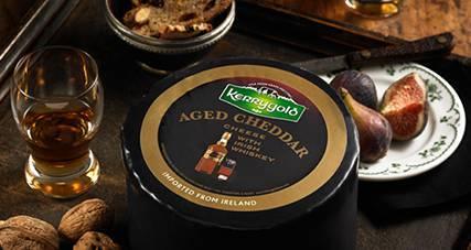 Kg agedcheddarwith whiskey