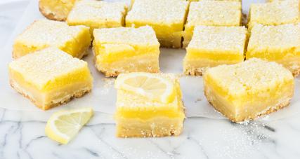 Lemon bars  3 of 3