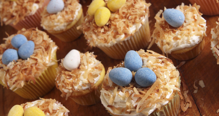 Is cupcake easter eggnest