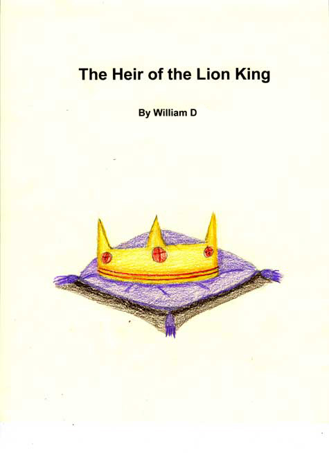 The Heir of the Lion King cover art