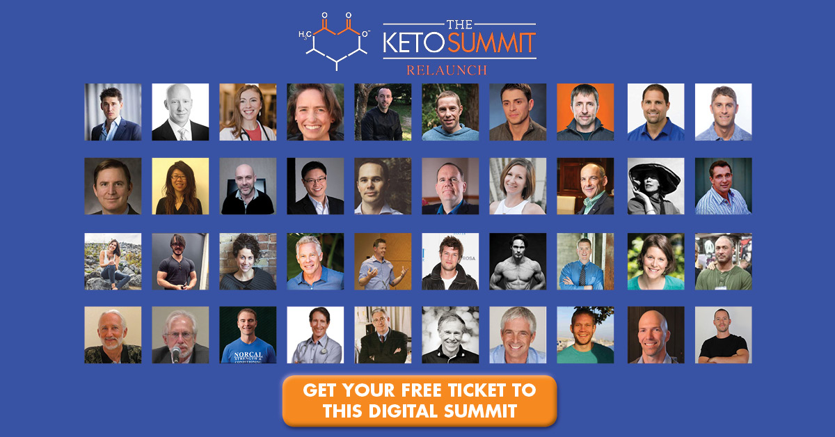 Keto Summit Speakers