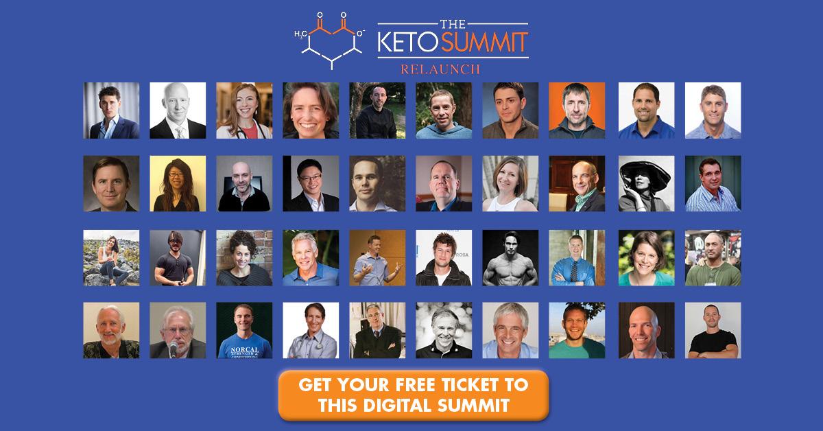 Keto Summit Speakers