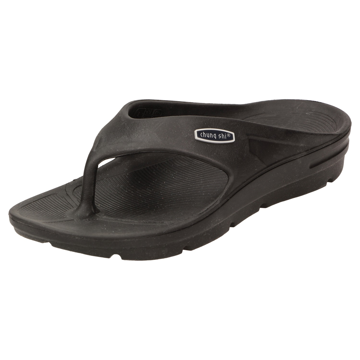 ZORI SENSI FLIP FLOP, BLACK other image