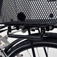 Rear Bicycle Basket