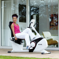 RE7 Recumbent Exercise Bicycle