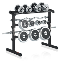 Dumbbell, Barbell Rack
