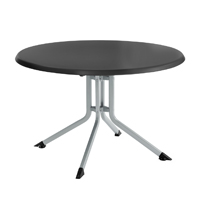 "KETTALUX Plus 46"" Round Folding Table other image"