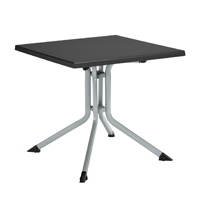 "KETTALUX Plus 32"" Square Folding Table other image"