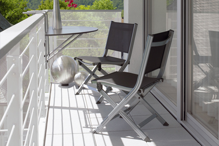 Aluminum Patio Furniture | Aluminum Chaise Lounge U0026 Stack Chairs | Kettler  USA