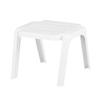 Rimini Ottoman/Side Table