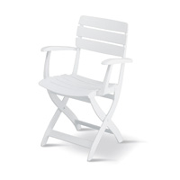 Venezia Folding Arm Chair other image
