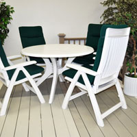 Roma 5-PC Set w/ Cushions other image