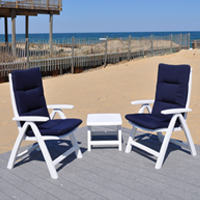 Roma 3-PC Set w/ Cushions other image
