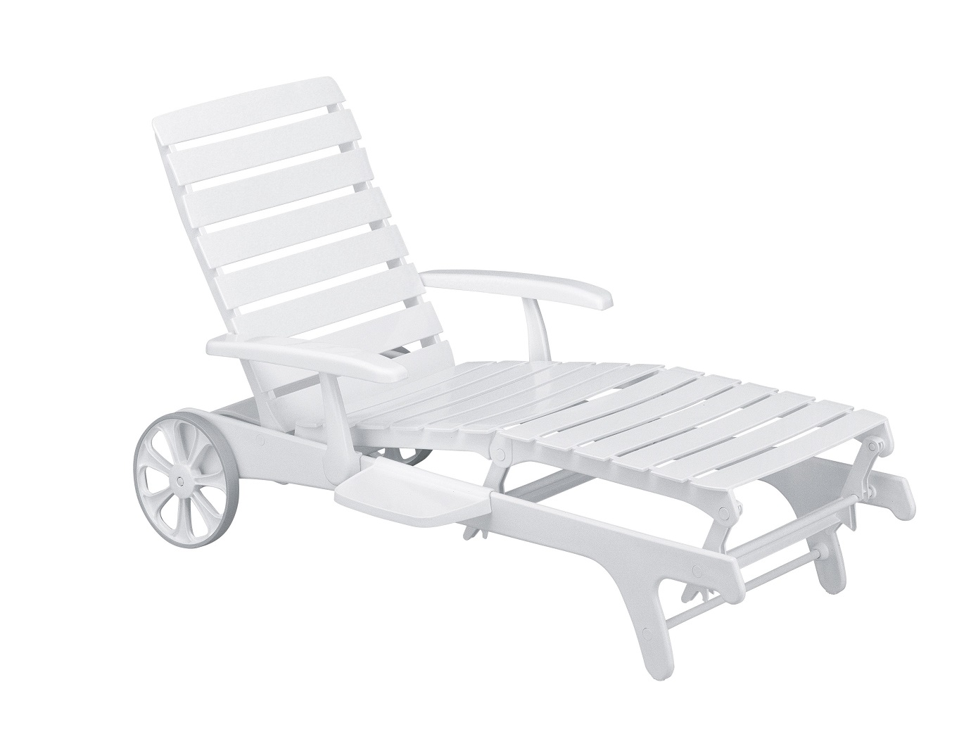 TIFFANY LOUNGER WITH RED