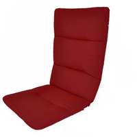 Hinged High-Back Chair Cushion other image