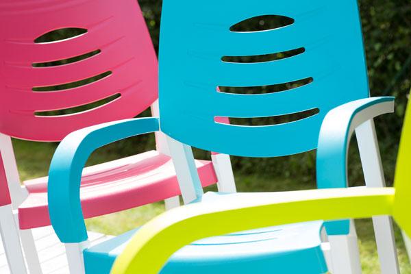 happy - Resin Patio Furniture