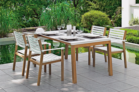 Magnus - Resin Patio Furniture Outdoor Resin Chairs, Tables & Patio Sets