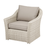 Lissabon Lounge Chair w/ Cushions other image