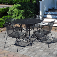 ELEGANCE 5-PC PATIO SET other image