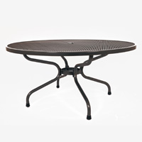 "Mesh 42"" Round Coffee Table other image"