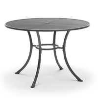 "48"" Round Mesh Dining Table other image"
