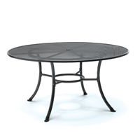 "60"" Round Mesh Dining Table other image"