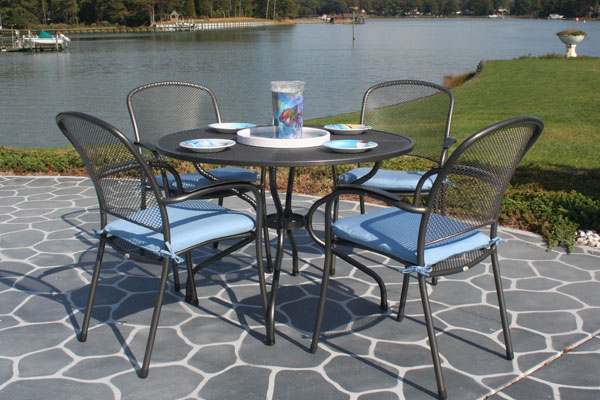Carlo - Buy Wrought Iron Patio Furniture Including Tables, Chairs & More