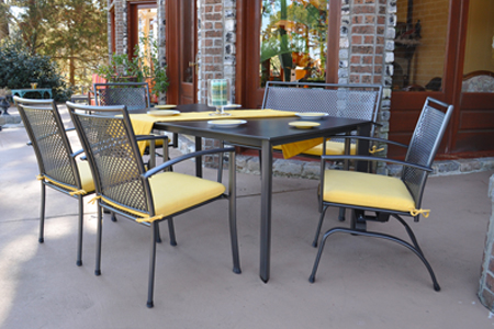 Buy Wrought Iron Patio Furniture Including Tables, Chairs U0026 More | Kettler  USA