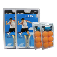 GT45 Table Tennis 2-Player Set other image