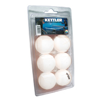 1-Star White Table Tennis Balls other image