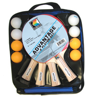 Advantage 4 Player Table Tennis Set other image