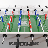 CARBON OUTDOOR FOOSBALL