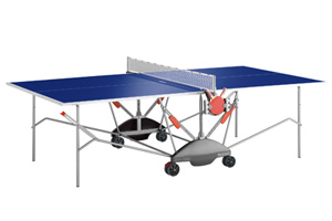 Match 5.0 Indoor Table Tennis Table other image