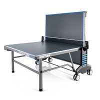 KETTLER Indoor 10 Table Tennis Table with accessories