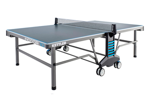 KETTLER Indoor 10 Table Tennis Table with accessories other image