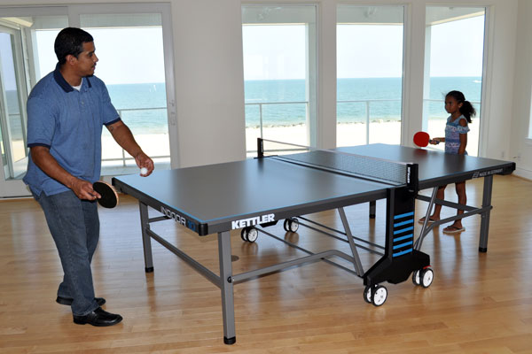 Table Tennis Equipment Popularly Called Ping Pong Tables Are A Fun Way For  The Whole Family To Stay Fit. Since 1976, KETTLER Table Tennis Technology  Has ...