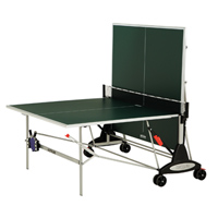 Stockholm GT Outdoor Green Table Tennis Table