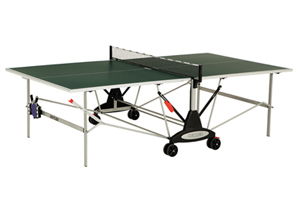 Stockholm GT Outdoor Green Table Tennis Table other image