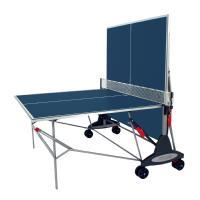 Stockholm GT Outdoor Blue Table Tennis Table