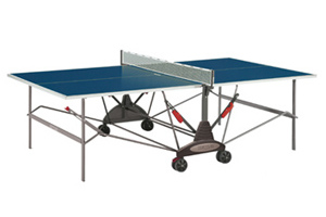 Stockholm GT Outdoor Blue Table Tennis Table other image