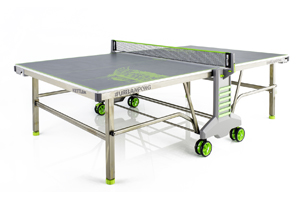 Outdoor Ping Pong Tables Aluminum Table Tennis Tables