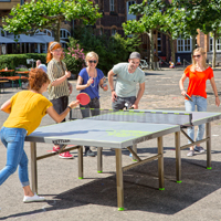 KETTLER Outdoor Urban Empire Table Tennis Table
