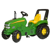 JOHN DEERE X-TRAC other image