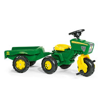 JOHN DEERE 3-WHEEL TRAC other image