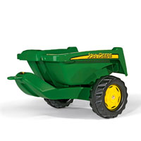 JOHN DEERE TIPPER TRAILER other image