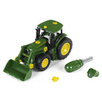 Toy tractor other image