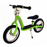 BALANCE BIKE WITH PUSH-BAR other image