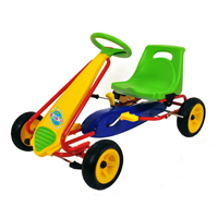 Kiddi-o Pedal Car other image